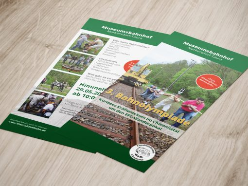 Eisenbahnfreunde Chemnitztal