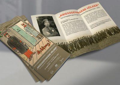 """""""Kriegsgefangene Völker"""""""